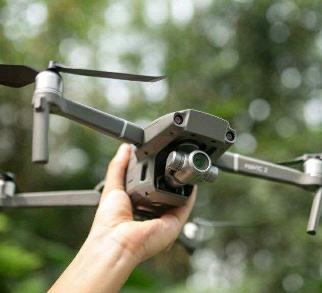 一台会飞的相机,让你体验真上帝视角!!