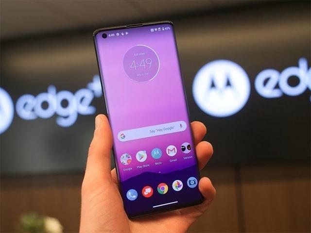 摩托罗拉Edge系列手机正式发布:90Hz瀑布屏 搭载1亿像素摄像头