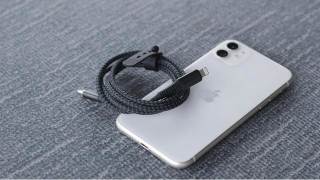 凯夫拉苹果PD数据线:充电速度瞬间提升3.6倍,质量能80KG拉力