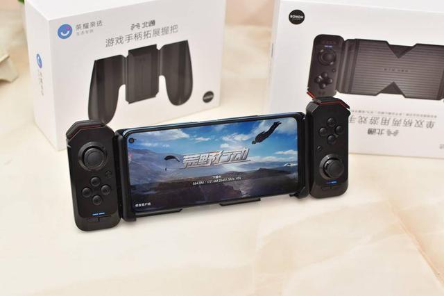 一个手柄解决手机电脑游戏,北通H2单双两用游戏手柄体验