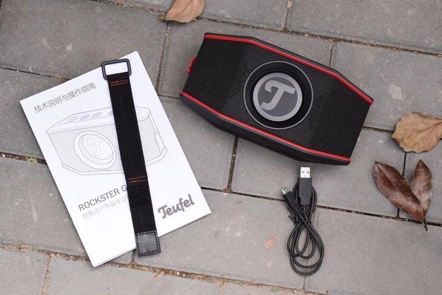 【图片3】德国699元爆款Teufel Rockster Go蓝牙音箱评测,户外性价比首选