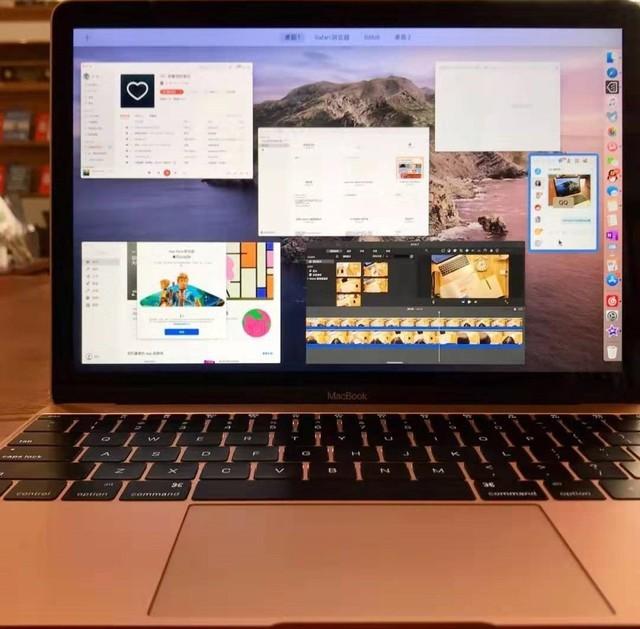 外星人笔记本最新款_最适合女生用的笔记本,苹果Macbook粉色版开箱-中关村在线头条