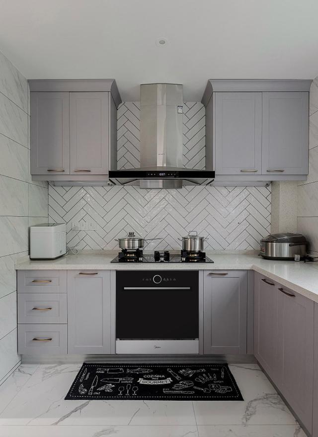 除菌杀毒烘干,家用八套全智能,美的H1中式洗碗机