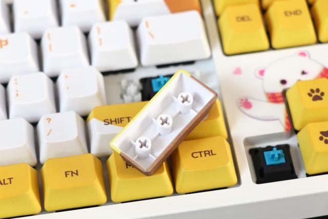 """""""现场相亲"""",我有可爱的毛茸茸键盘,可爱的妹子跟不跟我走 ?"""
