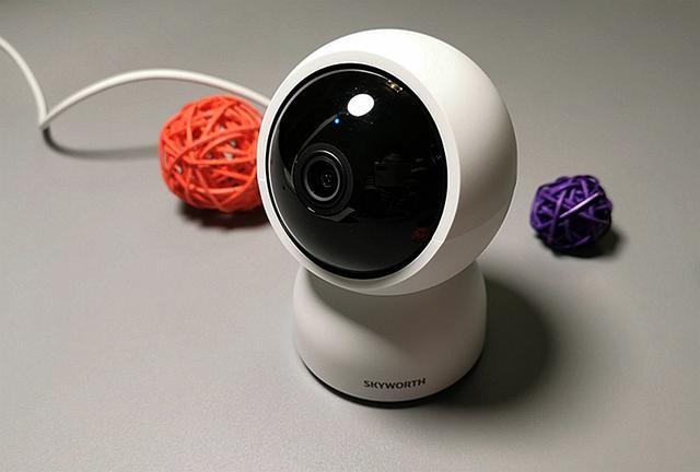 创维小湃智能摄像头AI云台版测评:高清摄像,AI加持护家安全