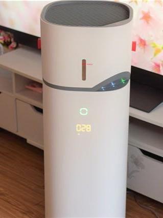 华为720全效空气净化器C400净化加湿套装体验