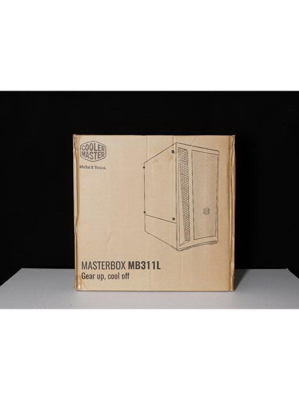 一切从简的2百元级别机箱:酷冷MB311L开箱简评