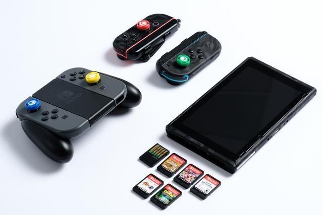 Switch游戏机配件这么多,如何选择实用配件,鸡肋配件避坑记分享