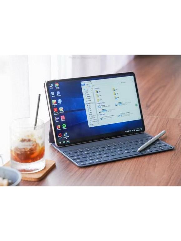 华为MatePad Pro 5G:轻巧移动办公助手
