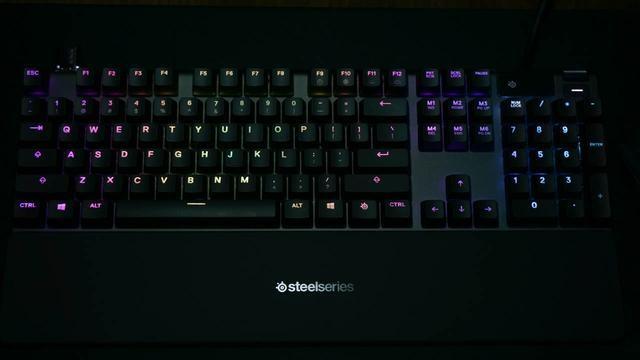 史上首款可自动调键程的机械键盘来了,一起来看看吧