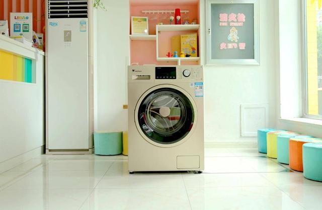 让衣物干净的更优雅——小天鹅全自动变频滚筒洗衣机