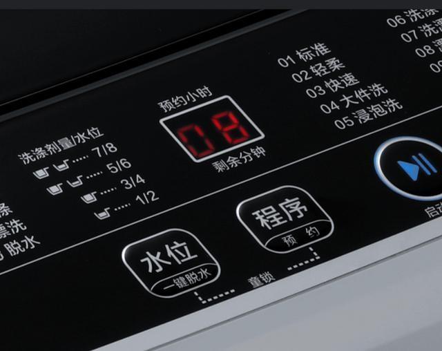 家有老人的话,还是建议你选波轮洗衣机,原因简单:省心