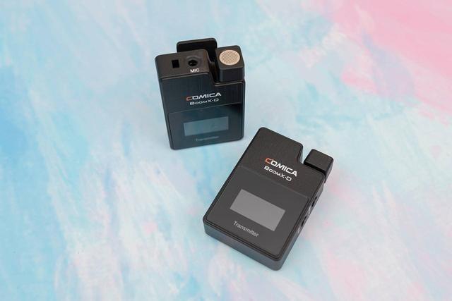 科唛BoomX-UC2无线小蜜蜂上手体验,手机VLOG爱好者的福音