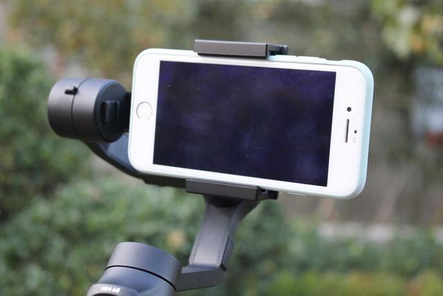 不用麒麟臂也能拍出好照片,魔爪Mini-MI三轴稳定器体验