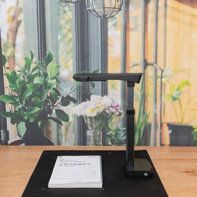 方正Q1800高拍仪上手体验:高清又智能的书刊扫描利器