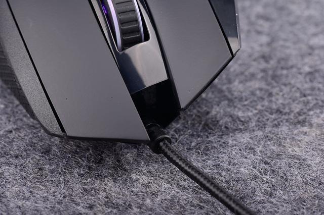 移动、手感更精确,我的重量听我的,迪摩F35游戏鼠标体验