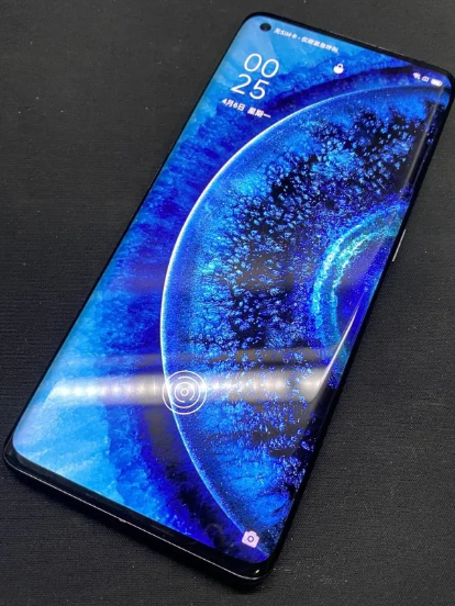 OPPO Find X2Pro《王者荣耀》游戏测试