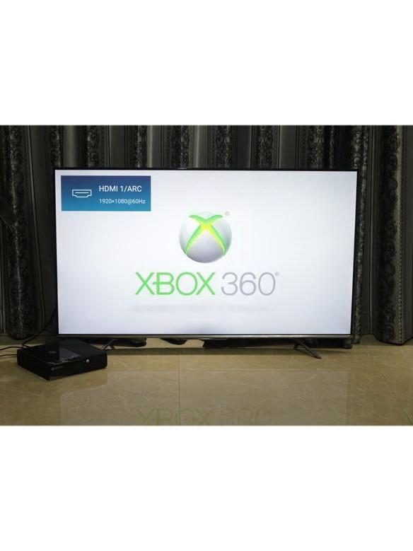 为游戏而生:海信E75F 120Hz 4K游戏电视