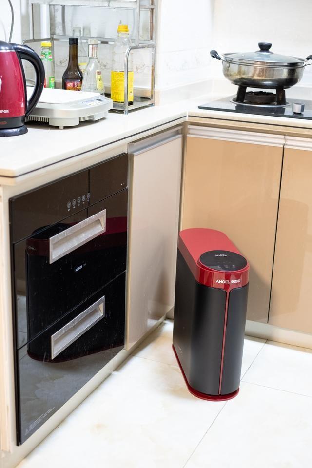 给家里老房子更换RO净水器,用它改善水质喝上直饮水