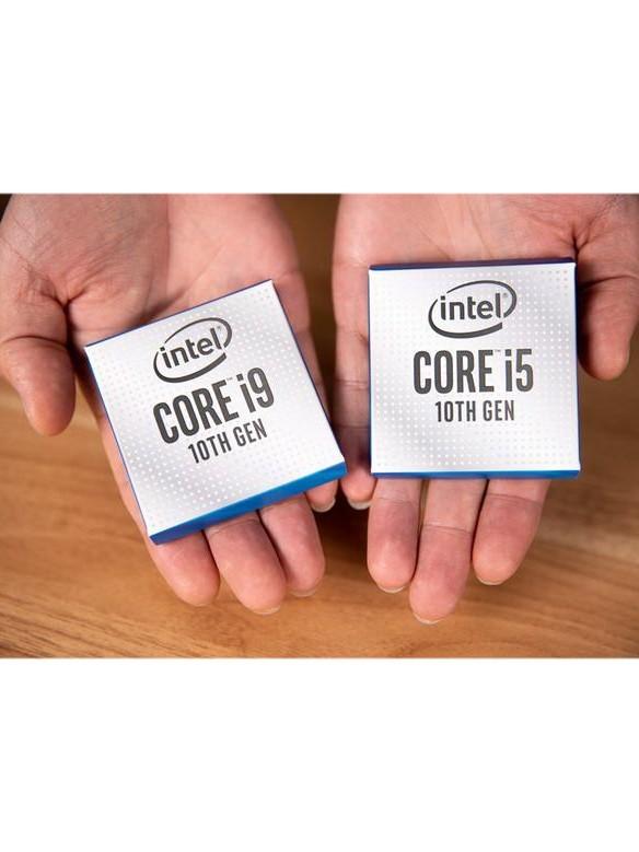 酷睿i9-10900K对比锐龙9 3900X处理器