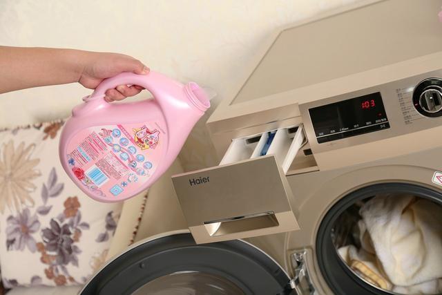 晒衣不爱干,水洗伤面料?不妨看看这台海尔微蒸汽空气洗洗衣机