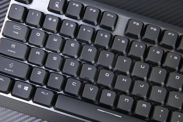 「擺评」矮轴?又是矮轴!微星个GK50LP机械键盘开箱评测