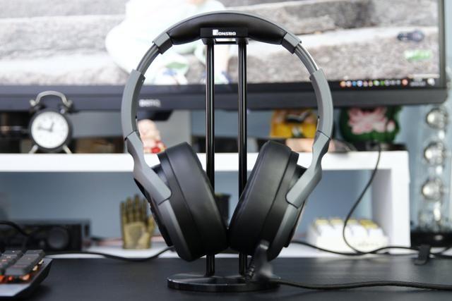 「擺评」微星GH50 7.1声道电竞耳机开箱评测