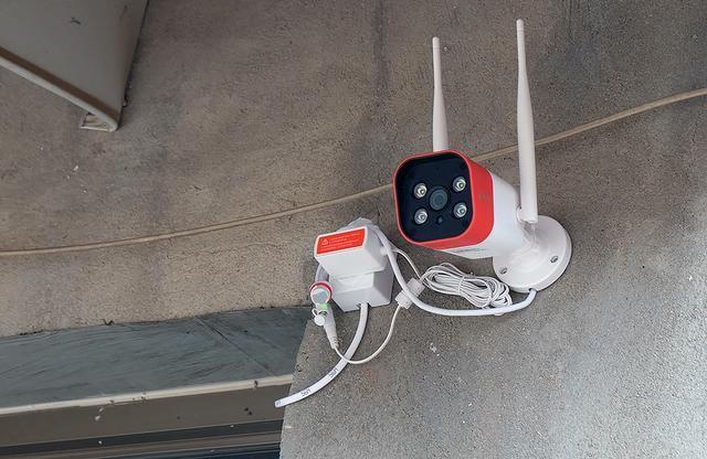古有门神镇宅院,今有红警保平安-360智能摄像机红色警戒新版体验