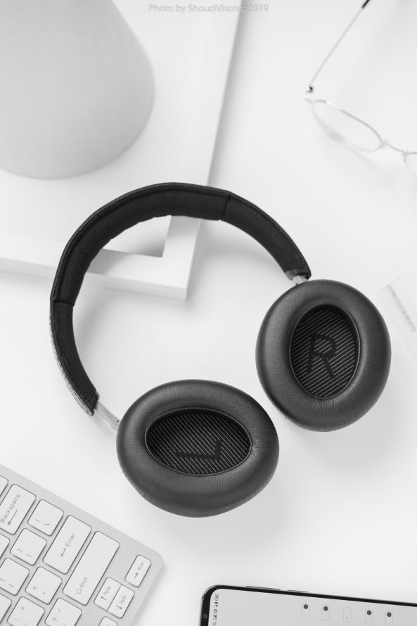 简约的跳动音符,魅族HD60头戴式蓝牙耳机