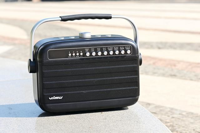歌神就要秀出来,户外K歌好帮手,维妙K9三分频音箱上手体验