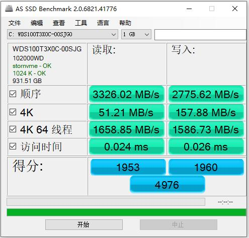 娱乐大师就是一个玩笑,写入量18TB不掉速的WD黑盘评分只有1000?