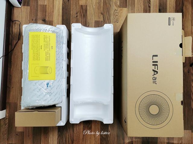 光看外观就想买了,来自芬兰的空气净化器LIFAair LA330