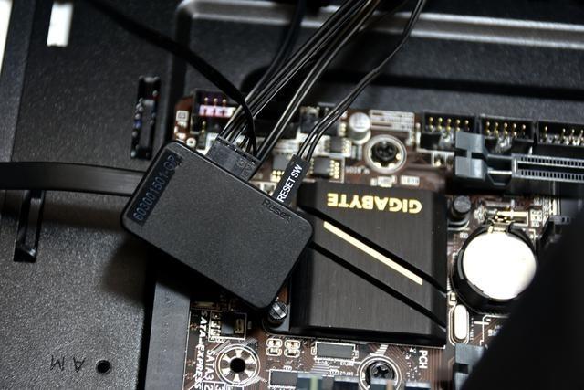黑武士的骄傲,酷冷至尊旗舰风冷T620M简单装机评测