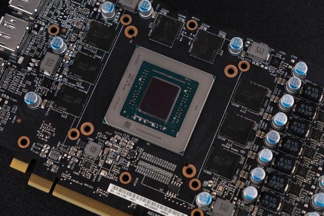 Radeon RX 5700XT Phantom Gaming D 8G OC拆解评测