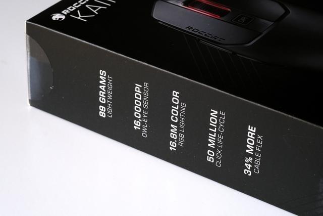 点击触感新高度,德国冰豹卡宴Kain120 AIMO电竞游戏鼠标