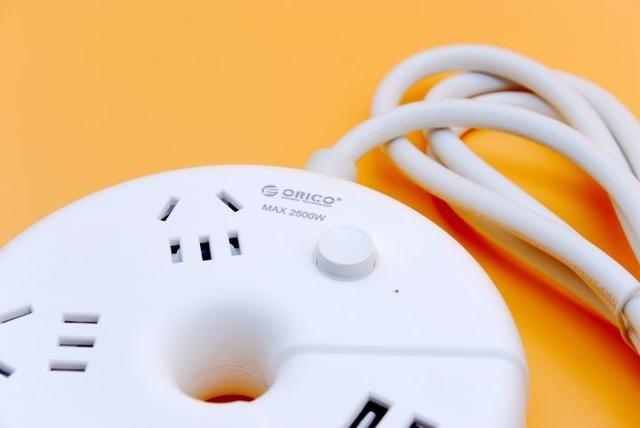 供电也要甜甜哒,ORICO甜甜圈排插体验