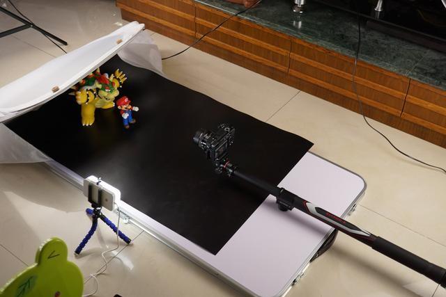 摄影创意组件 - 魔爪魔杖Slypod E伸缩竿