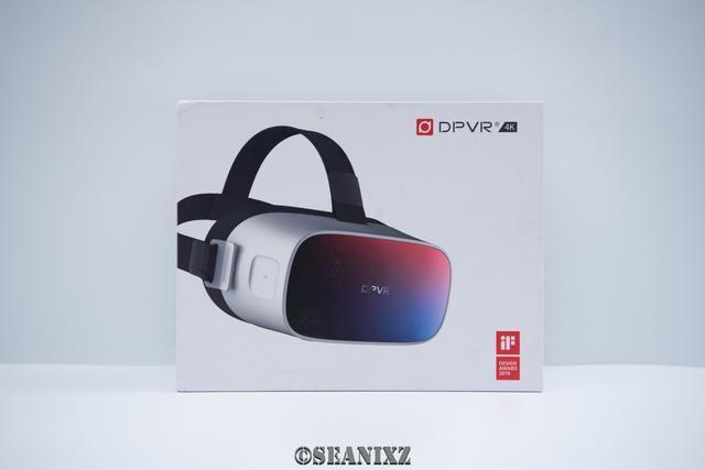 这次让大众与VR世界更近了一步:大朋DPVR P1 Pro 4K一体机评测