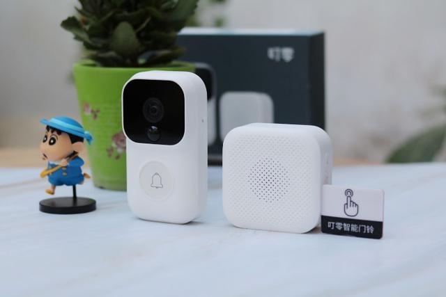 能帮你收快递的智能门铃,叮零智能视频门铃S全面升级