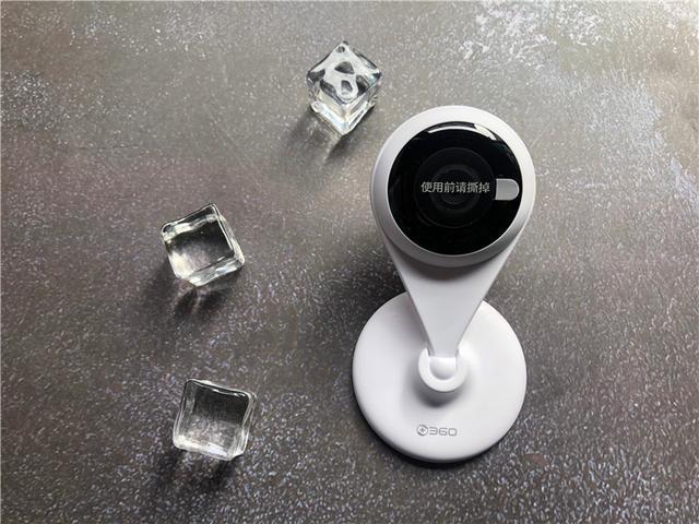 智慧升级 只为更好的守护-360智能摄像机小水滴AI版