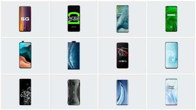 目前公认屏幕最好的五款手机,画面党放心选