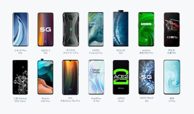 杠就是你对!这四款新手机,成2021年行业的新突破
