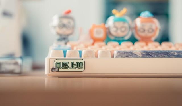 洛斐小翘机械键盘:个性定制,玩出独一无二的花样