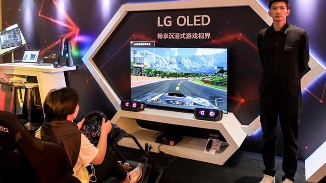 LG发布两款OLED电视 用CX系列竖立游戏TV标杆