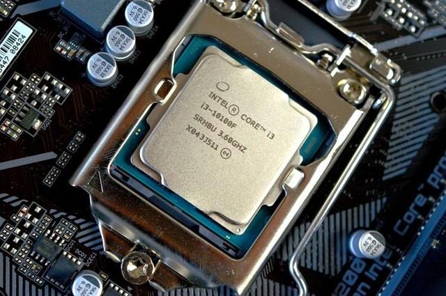 英特尔11代不给力,10代平台依然实惠,i3 10100F装机体验