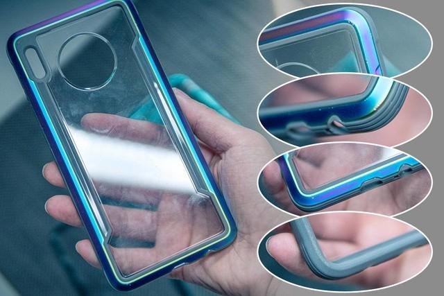 给华为mate30更全面的保护,4款手机壳不全面对比