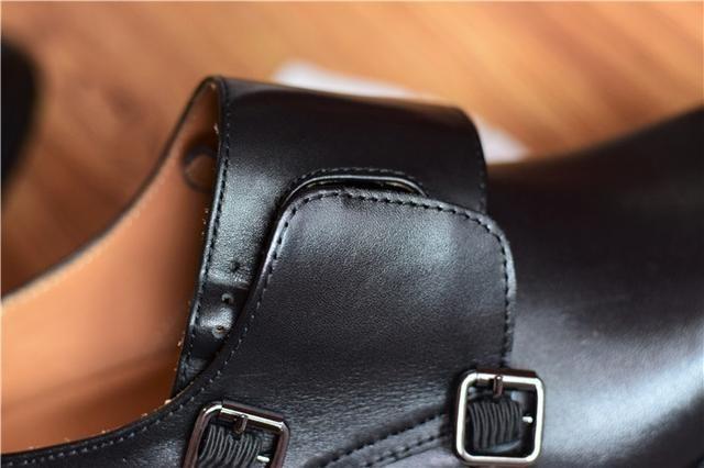 皮鞋怎么选?七面小牛皮孟克鞋CLASSIC系列分享