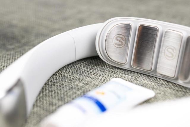 明星按摩仪SKG全新K5评测:黑科技加持,外观潮酷堪比苹果