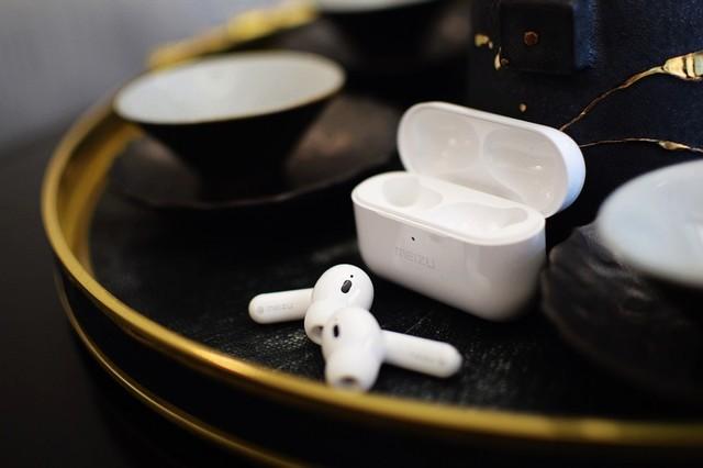 魅族首款主动降噪TWS耳机:魅族POP Pro