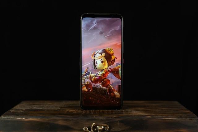 ROG Phone 5:王者背后的王者
